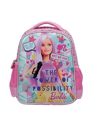 Barbie Popstar Anaokulu Çantası 5035 Renkli